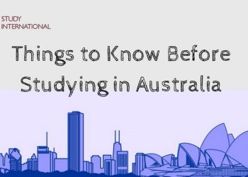 Things to Know Before Studying in Australia